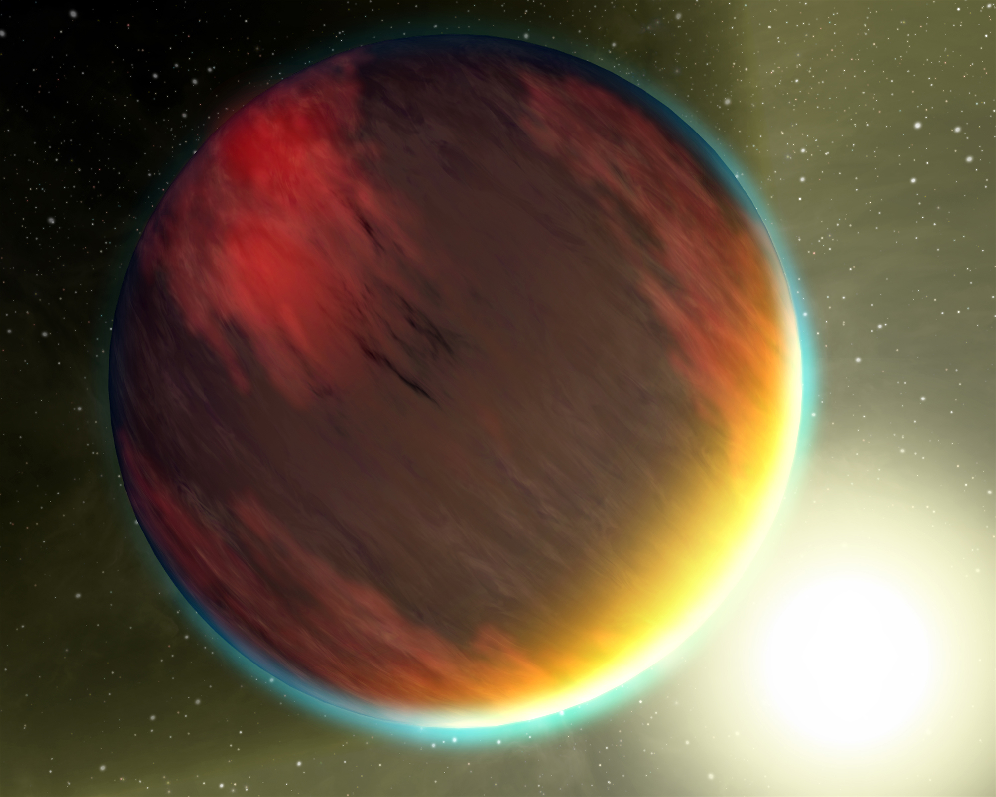 newest planets discovered - photo #47