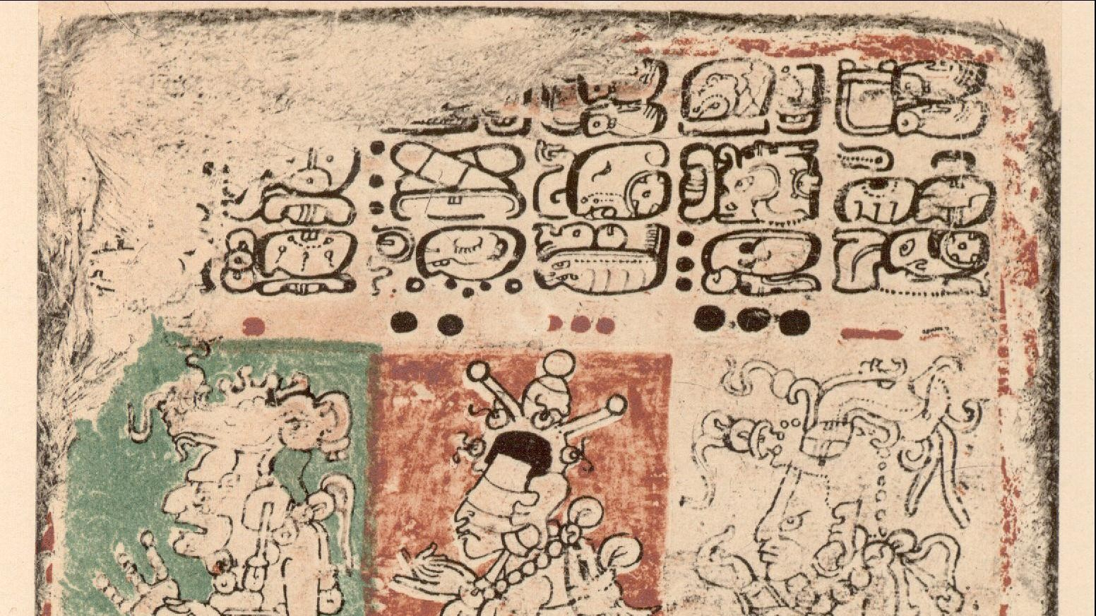 EPFL researchers have come up with an algorithm to analyze Mayan ...