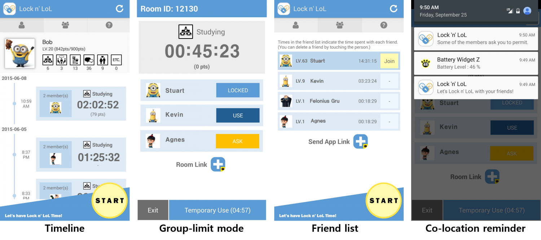 news analysis apps help limit smartphone usage