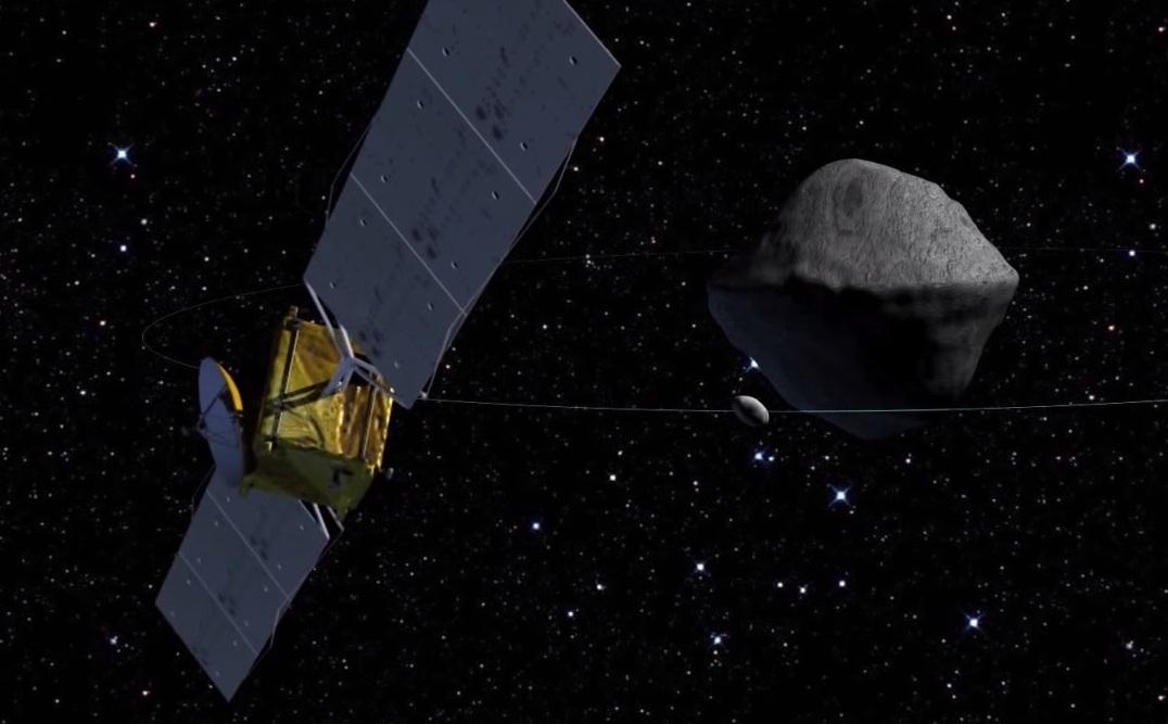 space probe comet impact - photo #14