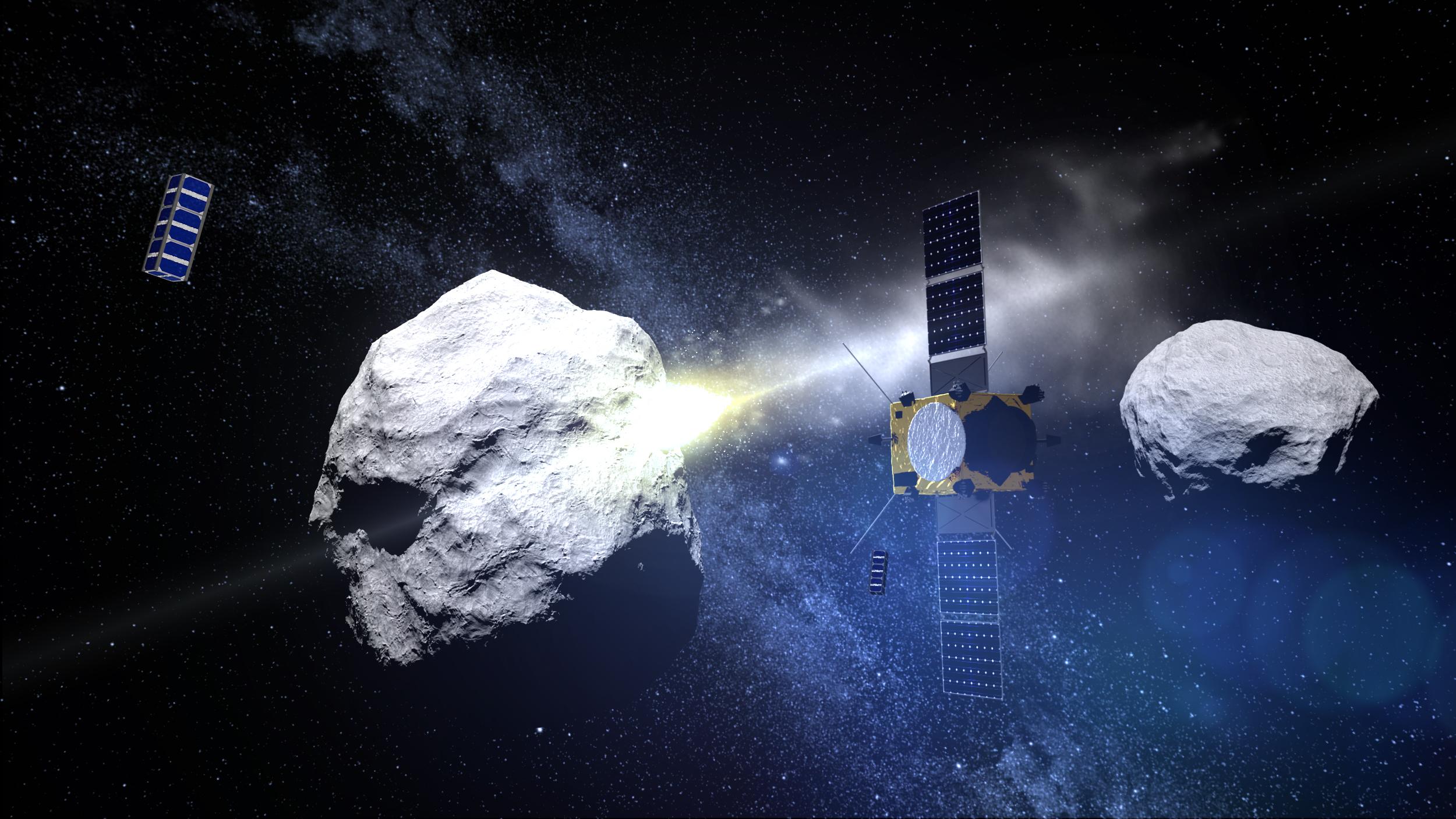 nasa asteroid impact - photo #13