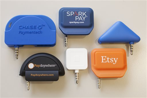 Eight mobile credit card readers and what they cost update for Portable credit card reader for small business