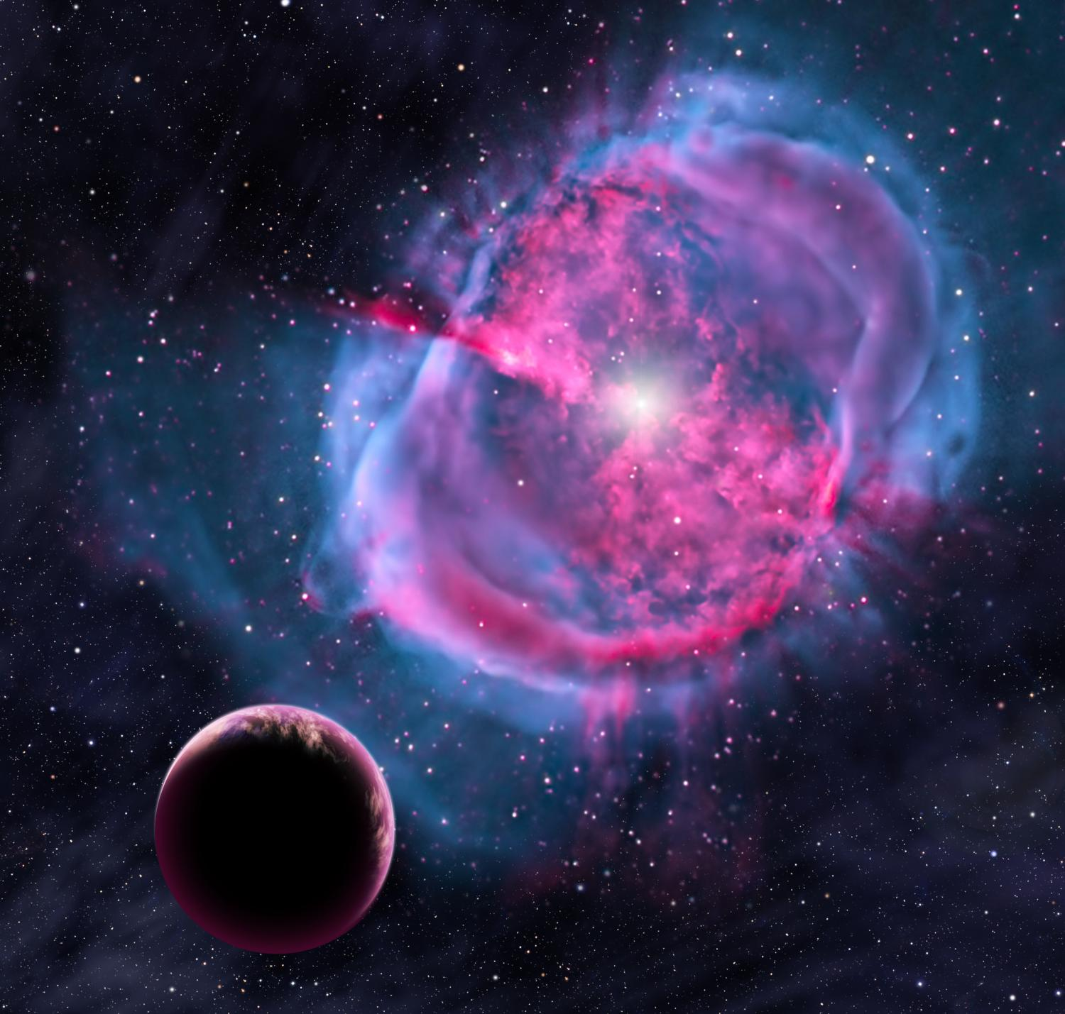Eight new planets found in 'Goldilocks' zone