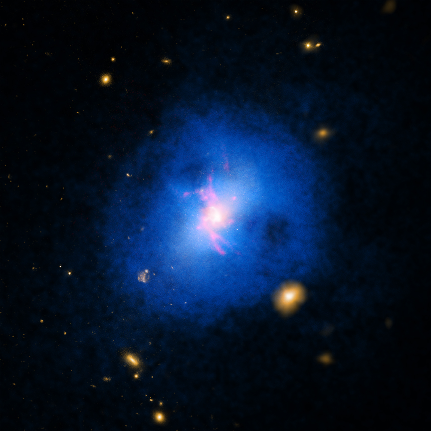 Study explains why galaxies don't churn out as many stars ...