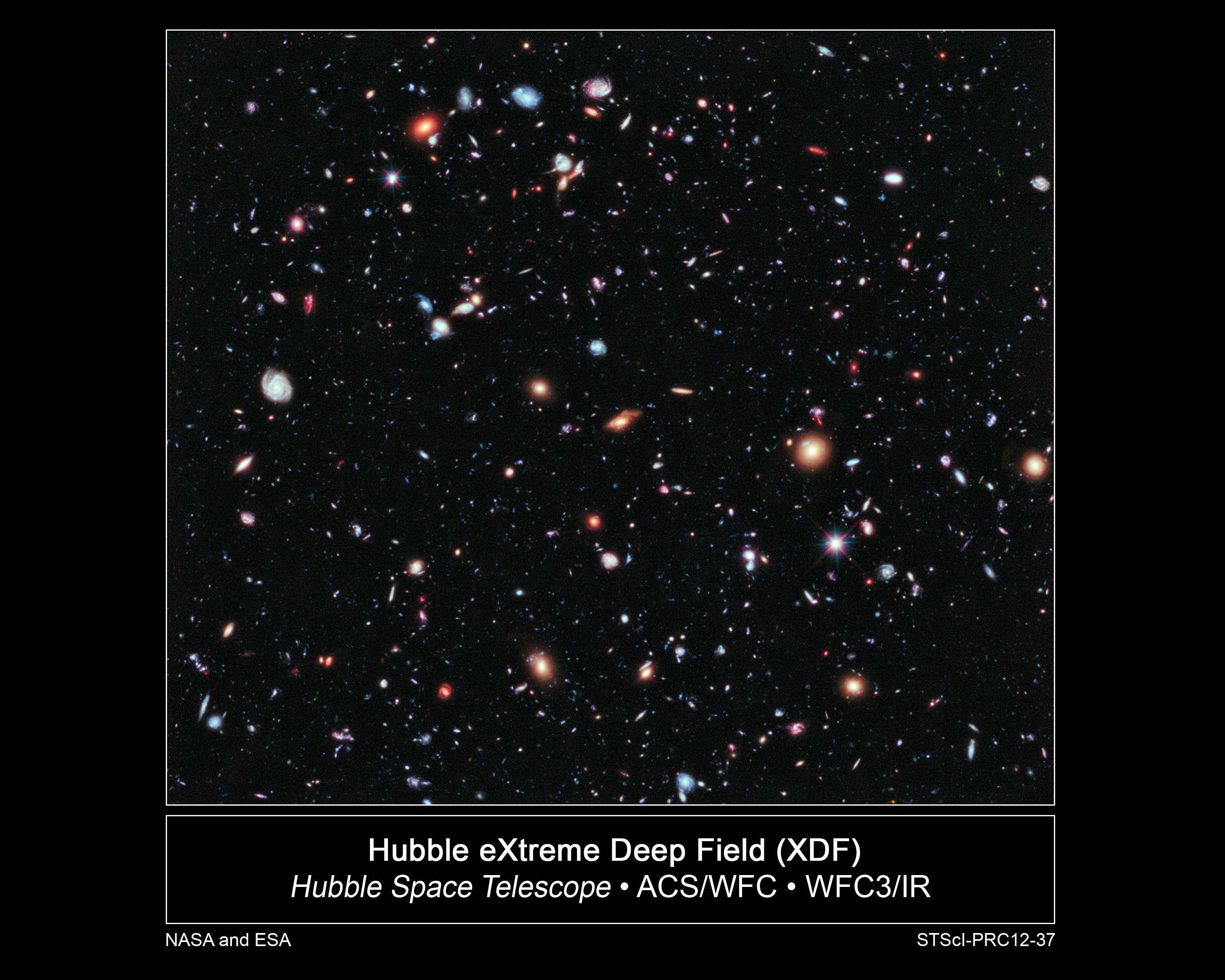 best hubble deep field - photo #40