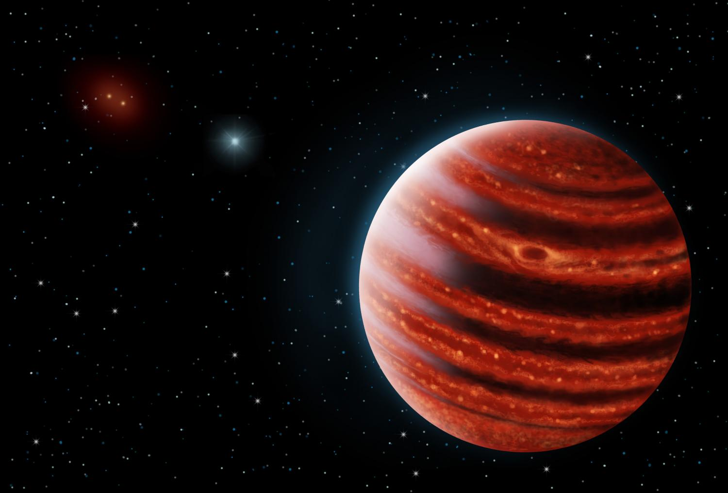 'Young Jupiter' exoplanet discovery: Q&A with astronomer ...