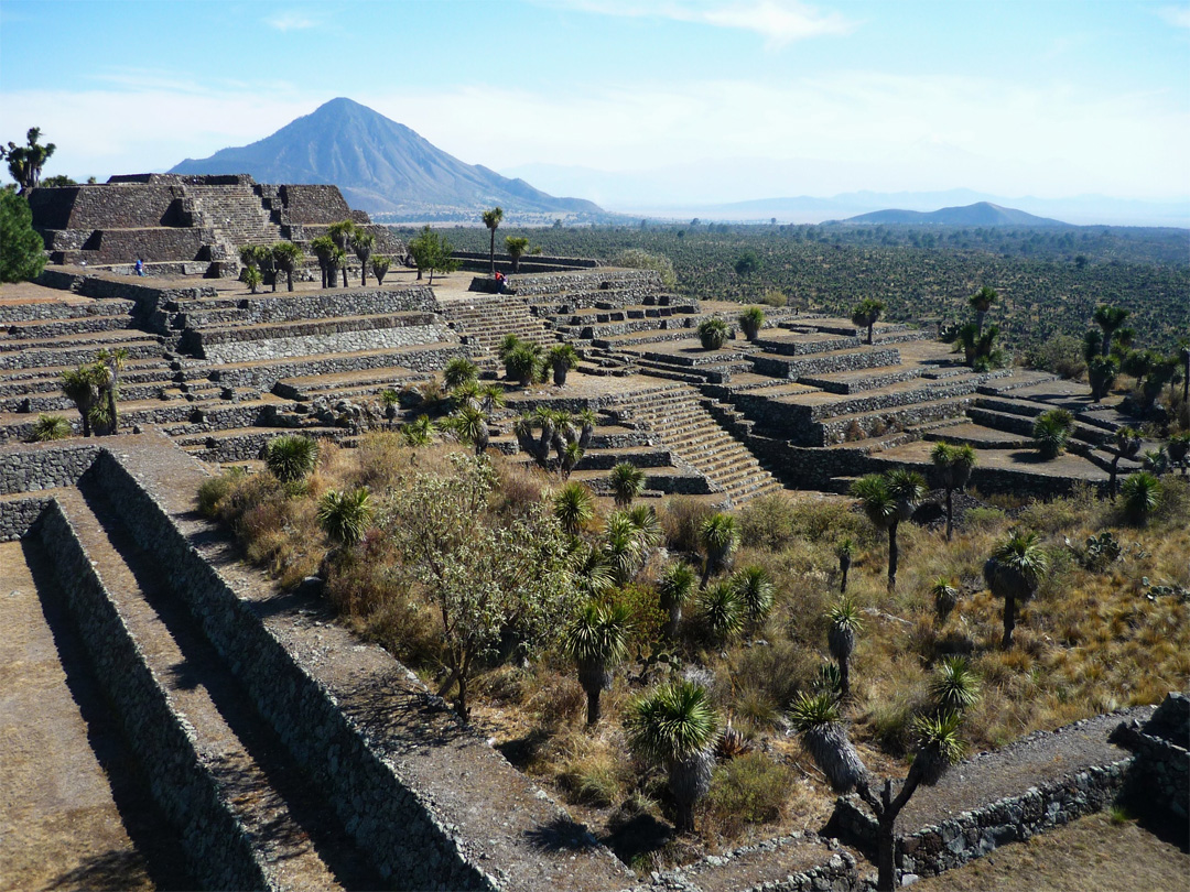 Long dry spell doomed Mexican city 1,000 years ago