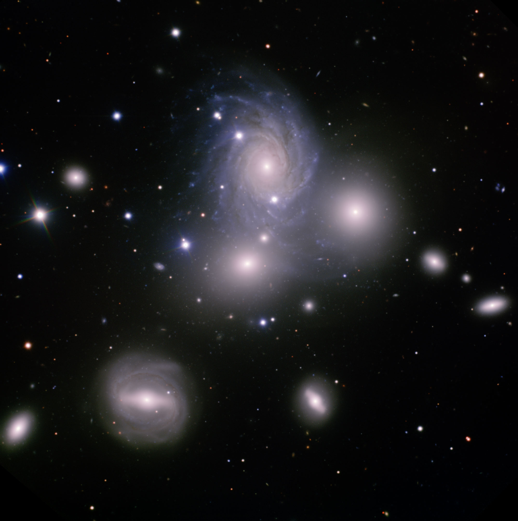 detailed local group of galaxies - photo #22