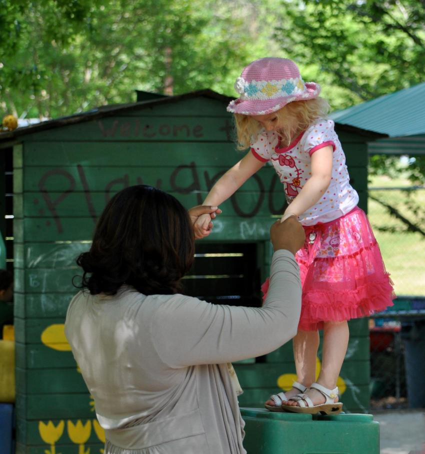 child interactions In early childhood settings, children and teachers interact all day long the  benefits to everyone—teachers and children—will be huge if just some of those.