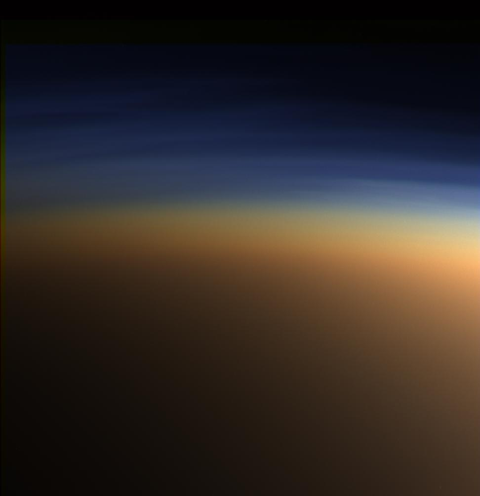Life could exist on Saturn's biggest moon Titan