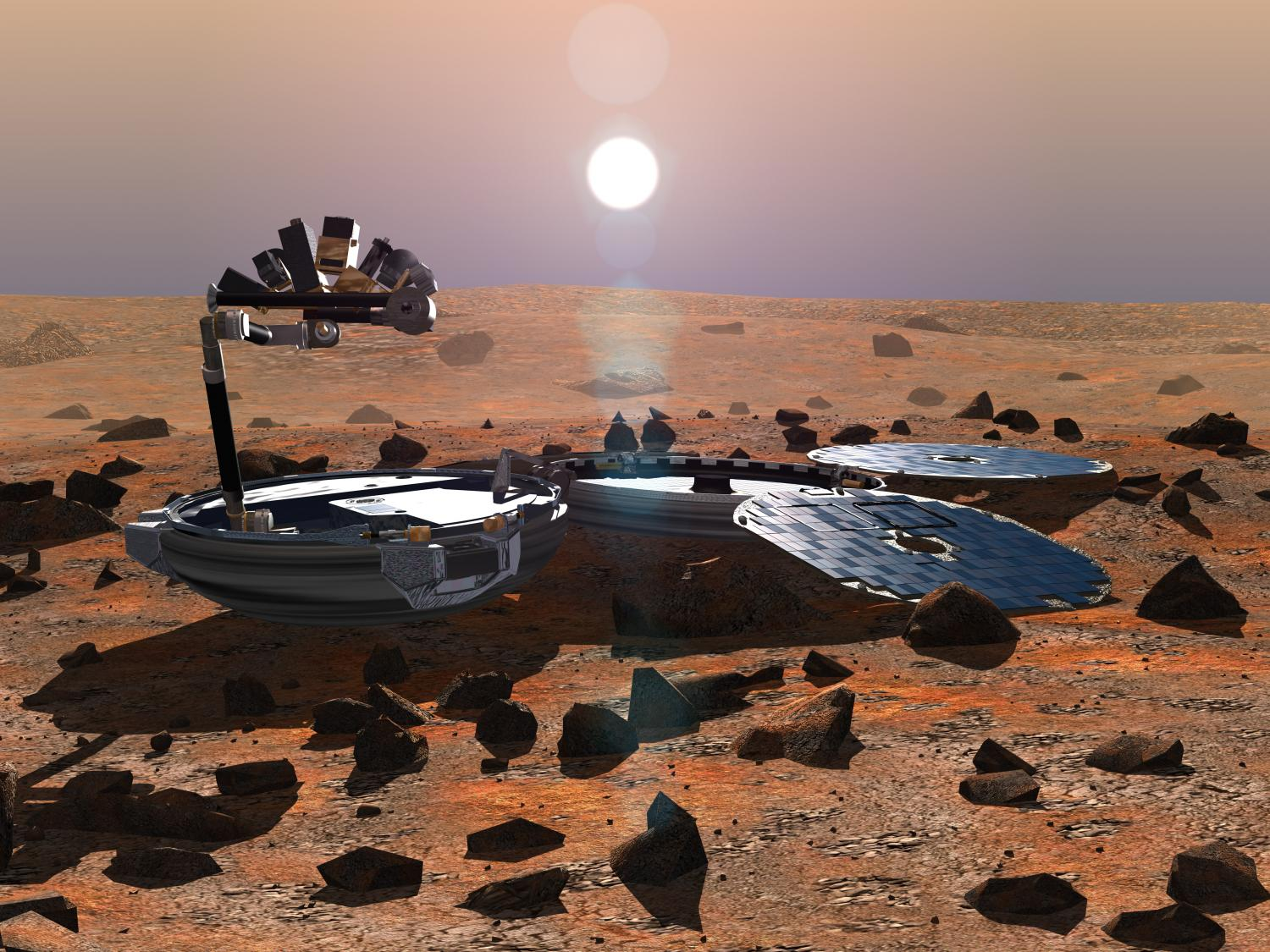 lost space probes - photo #1