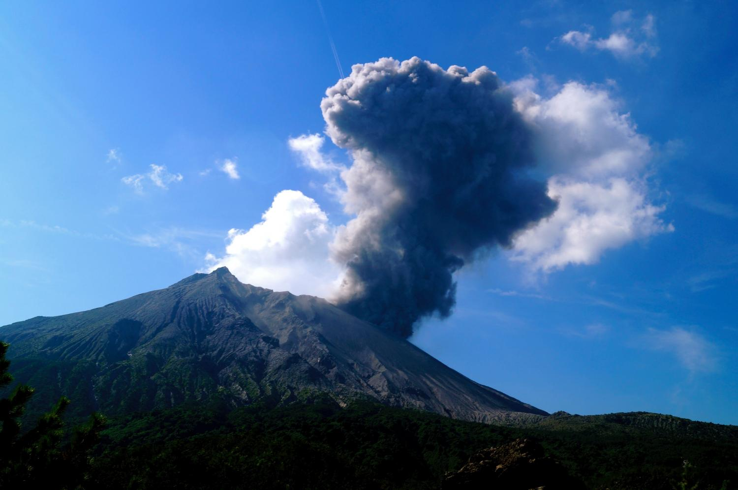 Scientists Fear Active Volcano Near Nuclear Plant Could See Major Eruption Soon