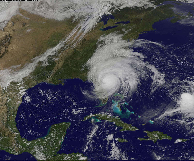 Matthew's storm surge threatens NASA's Kennedy Space Center