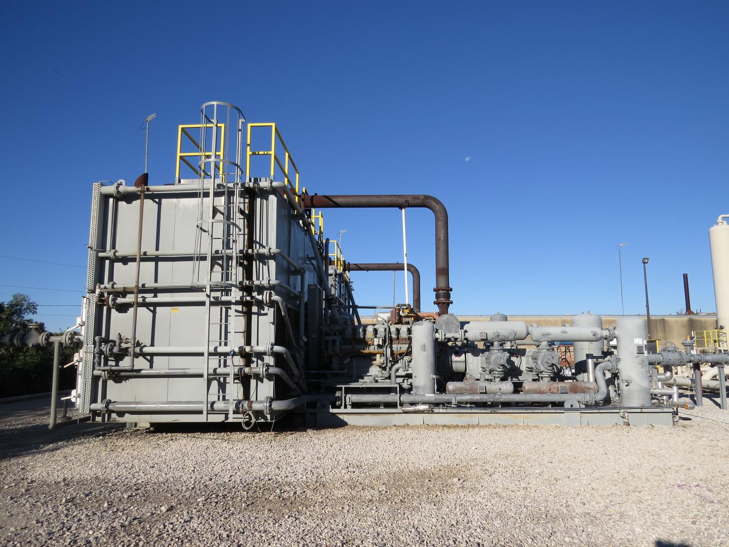 Emissions From Natural Gas Compressor Stations