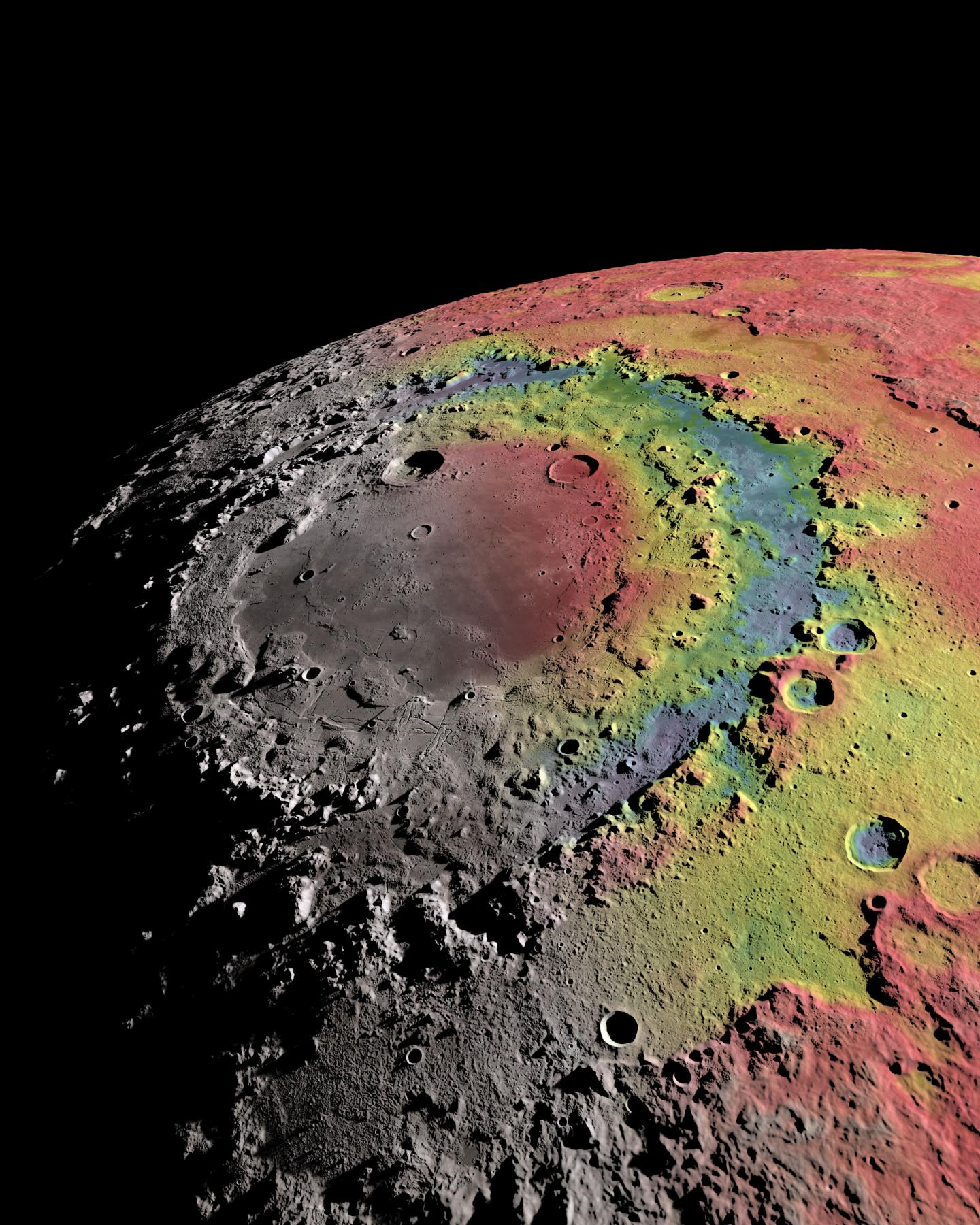 impact craters nasa - photo #39