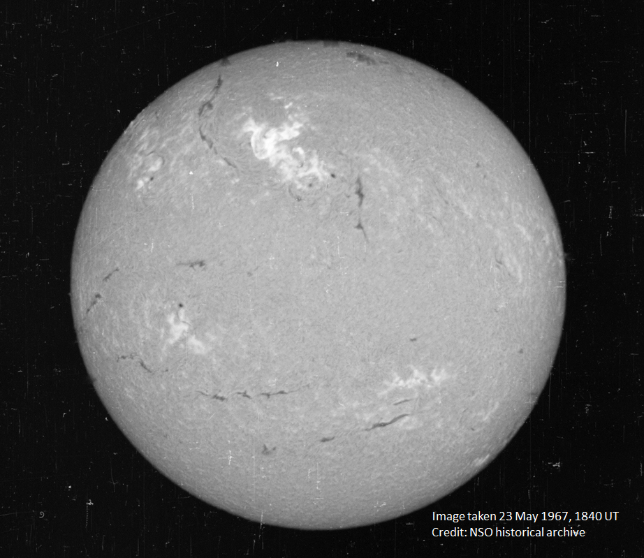 A Solar Storm Almost Started World War III