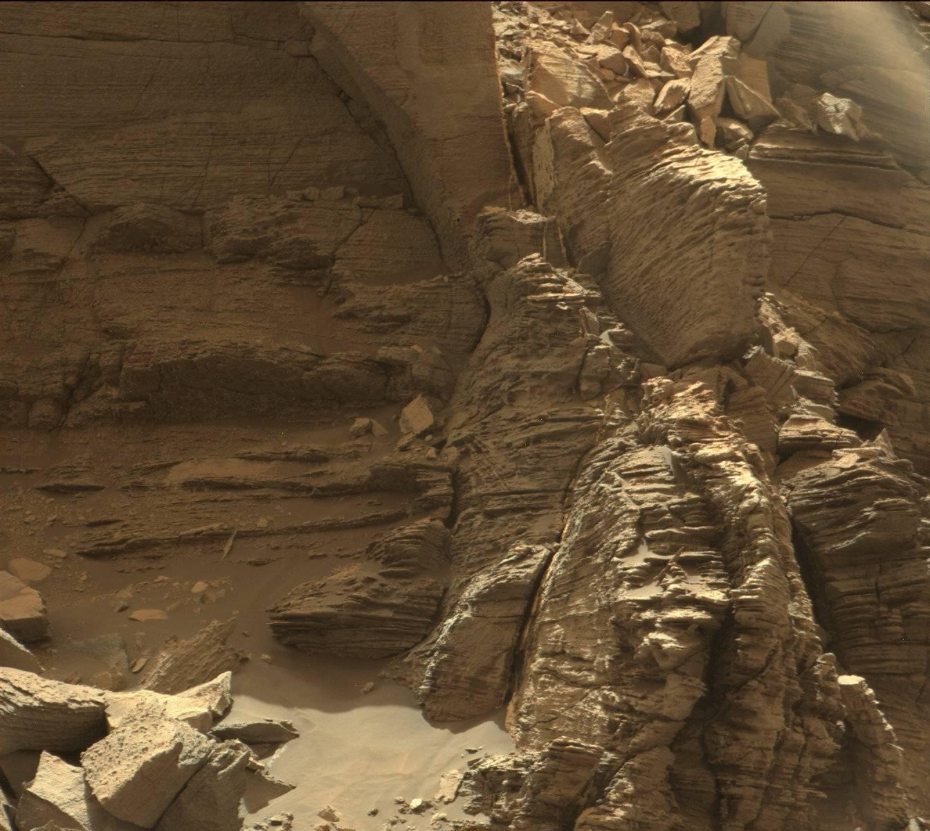 rock on mars by rover - photo #8