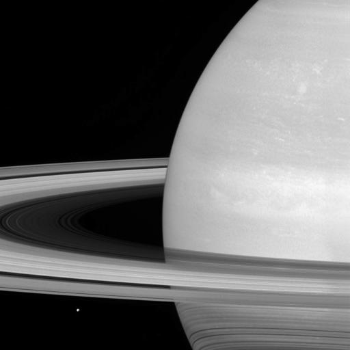 NASA spacecraft embarks on ring-skimming mission at Saturn