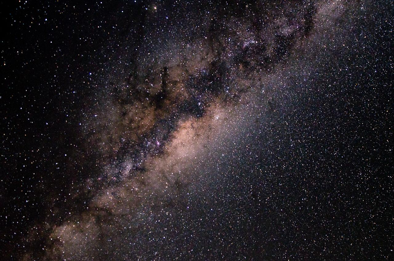 Scientists create detailed map of the Milky Way