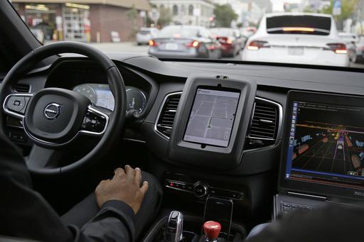 California demands a defiant Uber get self-driving cars off city streets