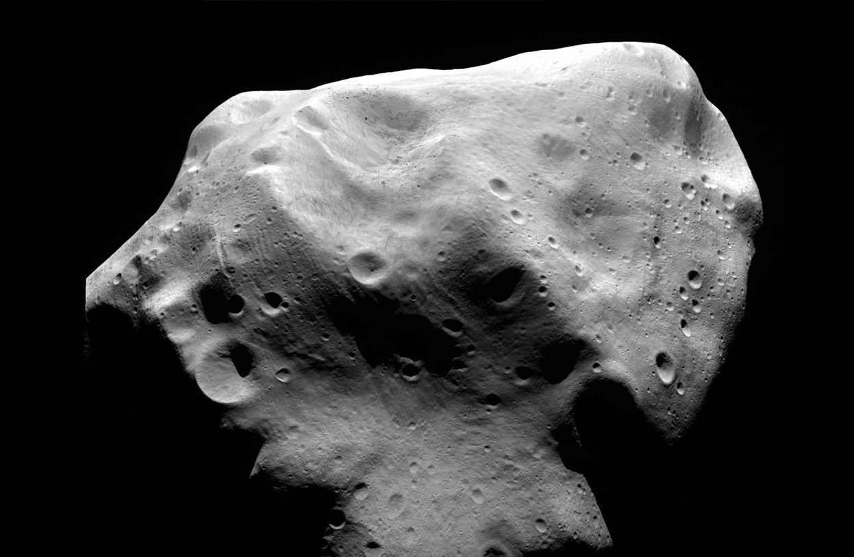 Scientists reconstruct the history of asteroid collisions