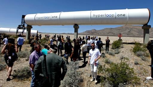 Hyperloop One Raises $50 Million in Fresh Funding, Hires Senior Finance Executive
