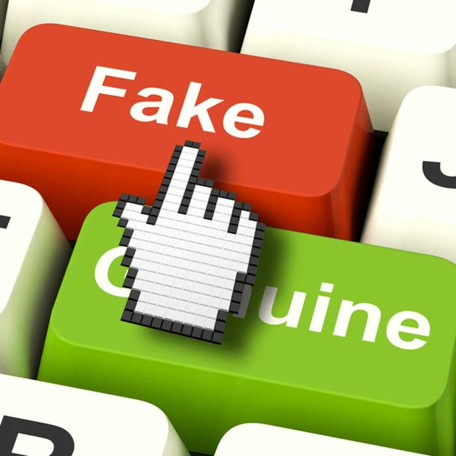 technology fake news origins grew