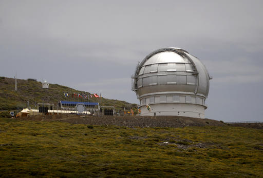 Backers of embattled Hawaiian telescope select Canary Islands as backup site