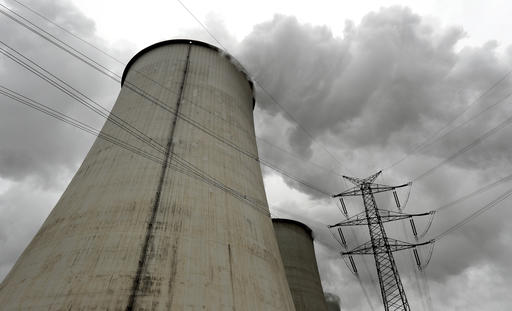 Current energy system could eat up entire carbon budget