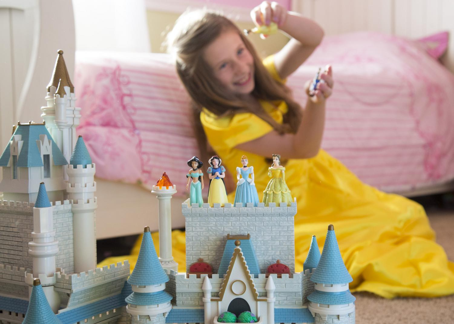 Here's More Evidence That Disney Princess Culture Harms Girls