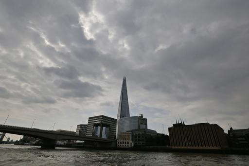 Drone in Near-Miss With Plane Over London's Shard Skyscraper
