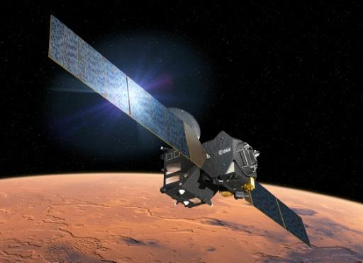 Mars lander lost on its descent, ESA confirms