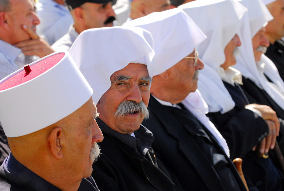 The Druze: A Population Genetic Refugium of the Near East
