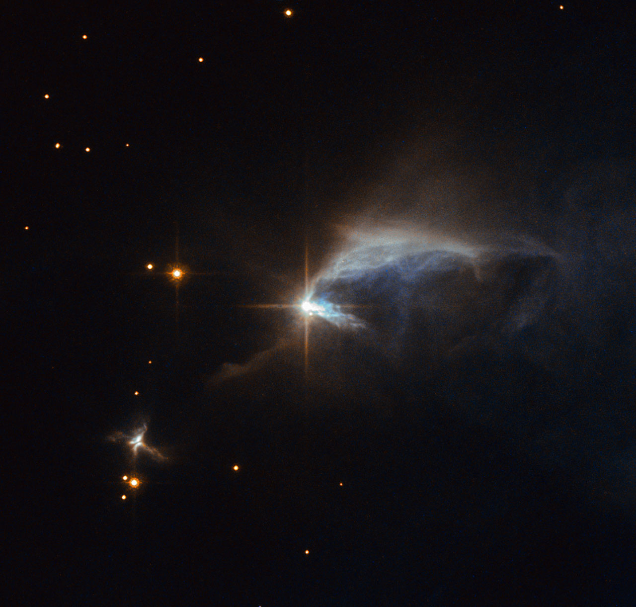 hubble space telescope star 2 - photo #9