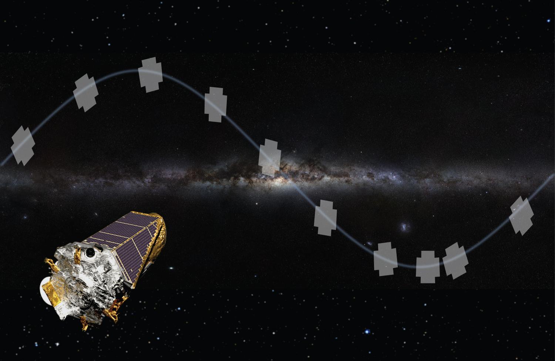 New 'hot Jupiter' discovered by Kepler's K2 mission