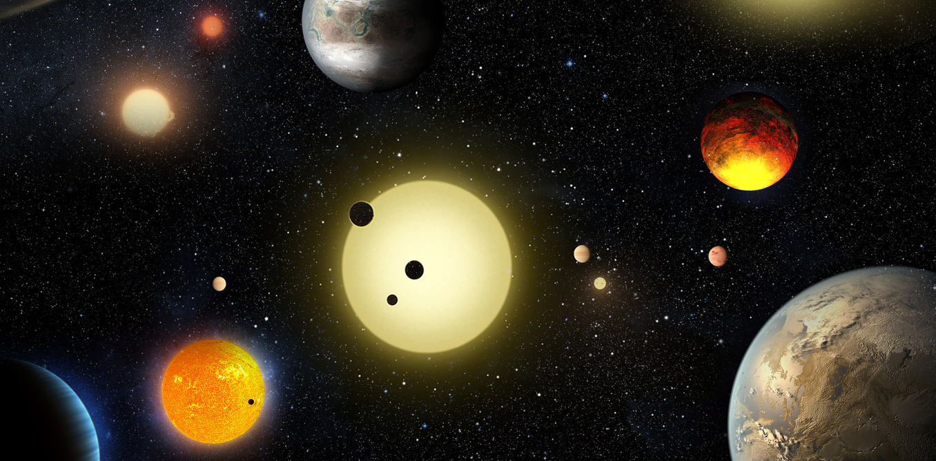 More Than 1 000 New Exoplanets Discovered But Still No