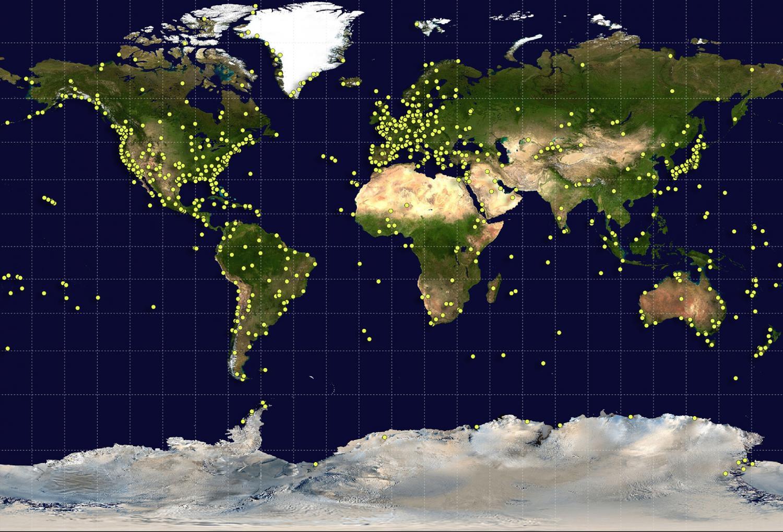 global earth satellite nasa - photo #31