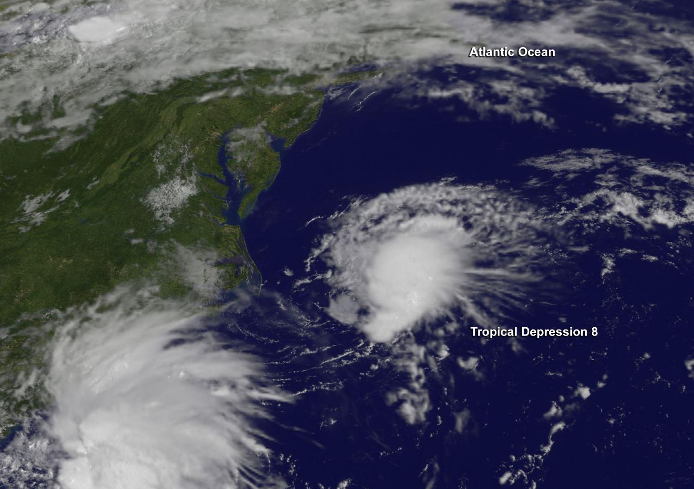 Tropical Storm Hermine Barreling Toward Florida's Gulf Coast