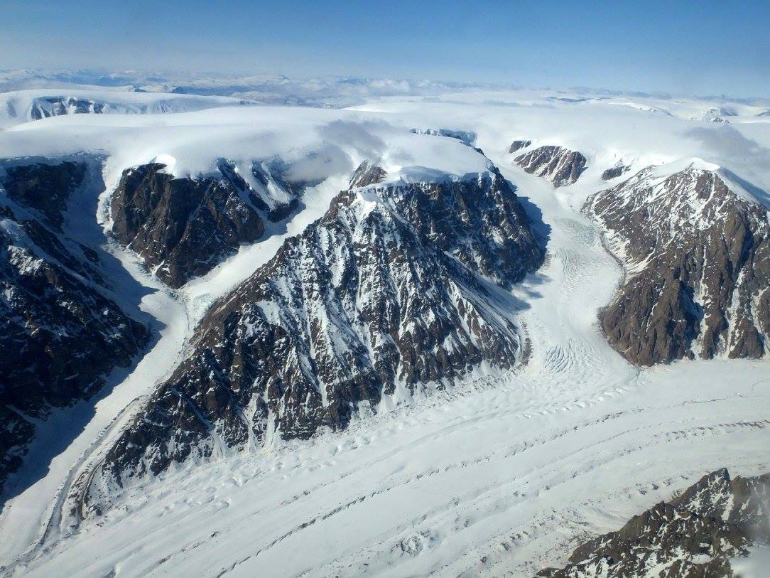 Climate Change Could Release Cold War-Era Radioactive Waste In Greenland