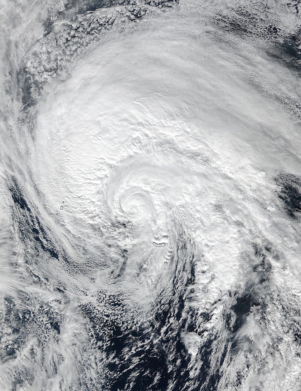 analysis of the storm The lessons of hurricane katrina while much is still being investigated nearly three months after katrina lashed through the gulf coast, government officials and experts on preparedness and.