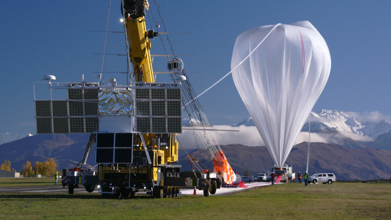 mars rover landing balloons - photo #9