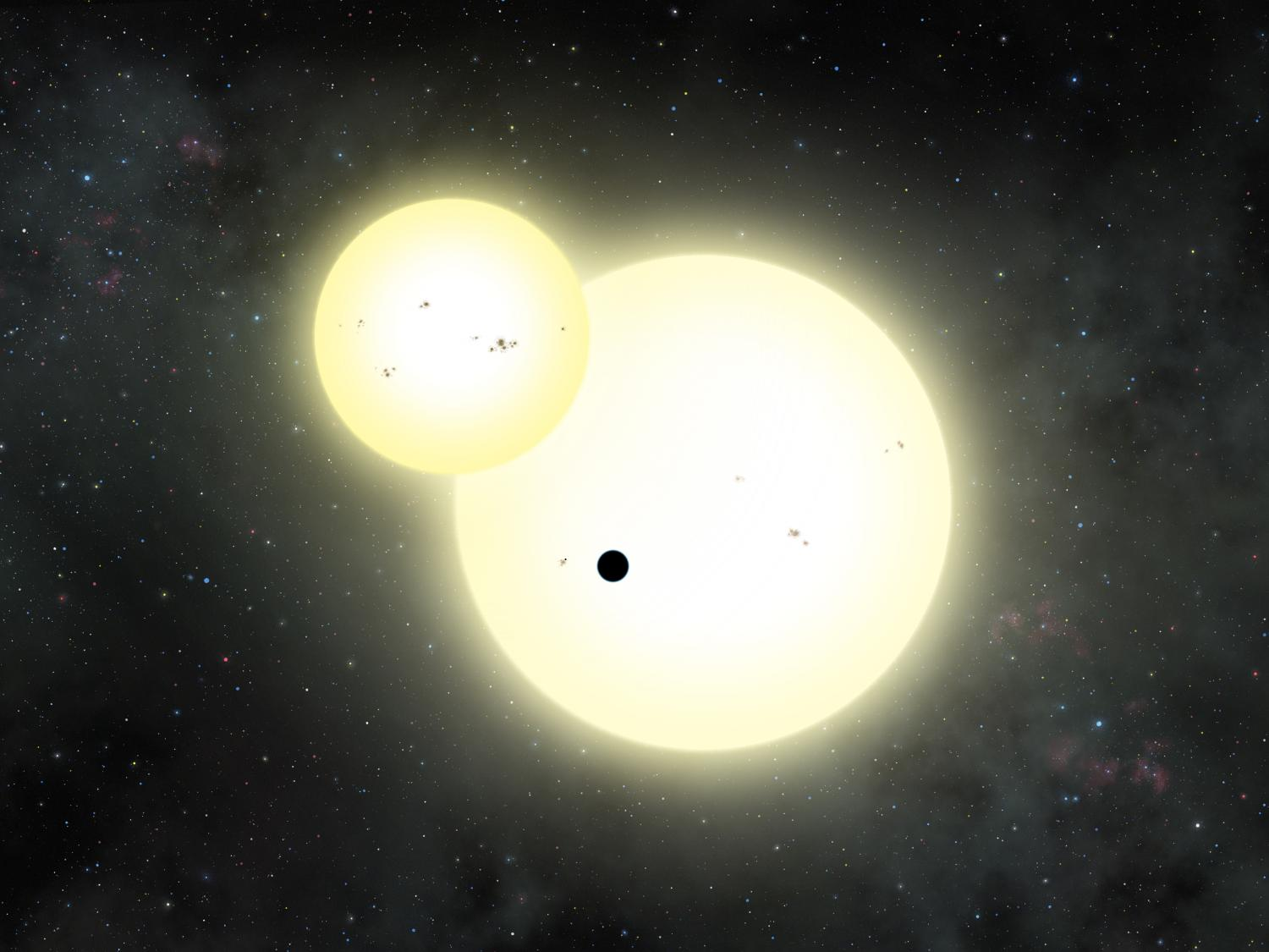newest planets discovered today - photo #25