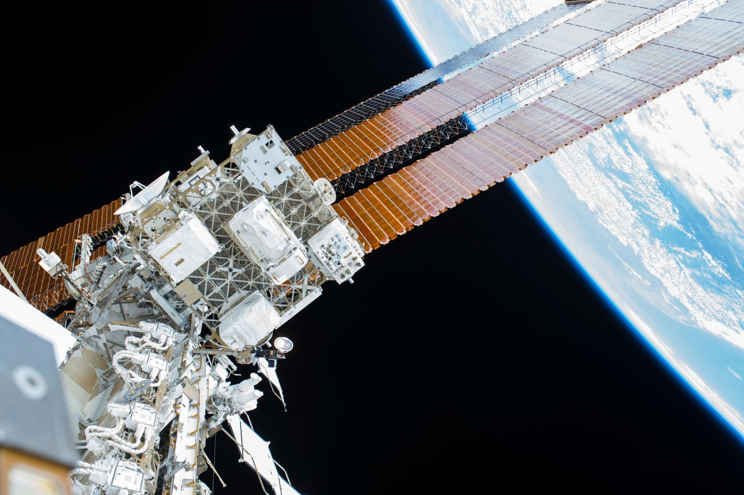 nasa iss robot new - photo #24