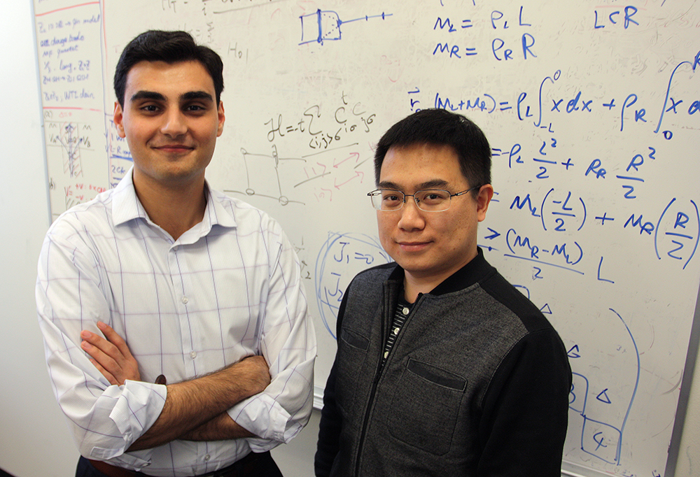 Physicists' work may help change future of transistors
