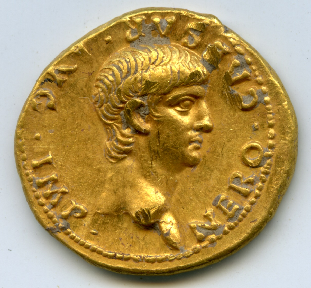 how to make roman coins