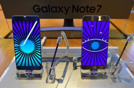 Samsung Galaxy Note Catches Fire!