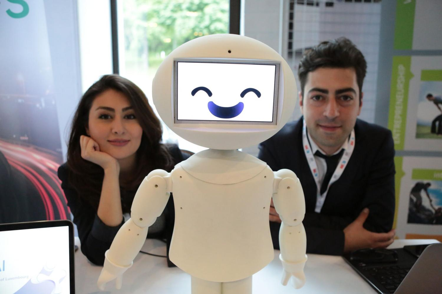 Social robots—programmable by everyone