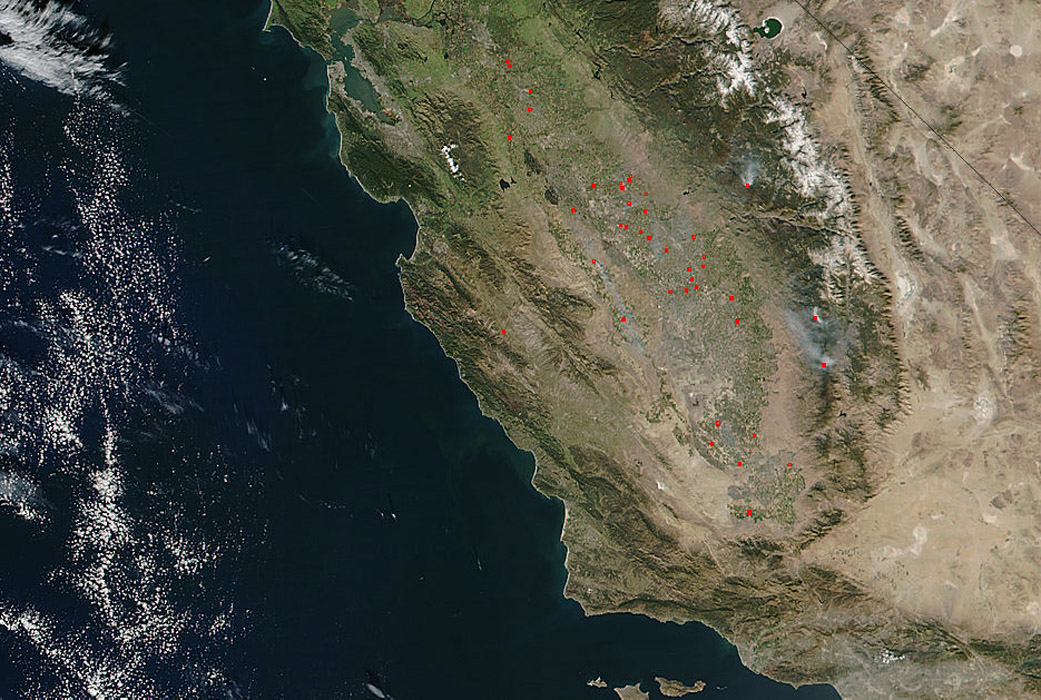 central valley forest fires A wildfire burning at vandenberg air force base is blowing smoke into the central valley the fire exploded in size over the last couple of days and continues to burn out of control according to.