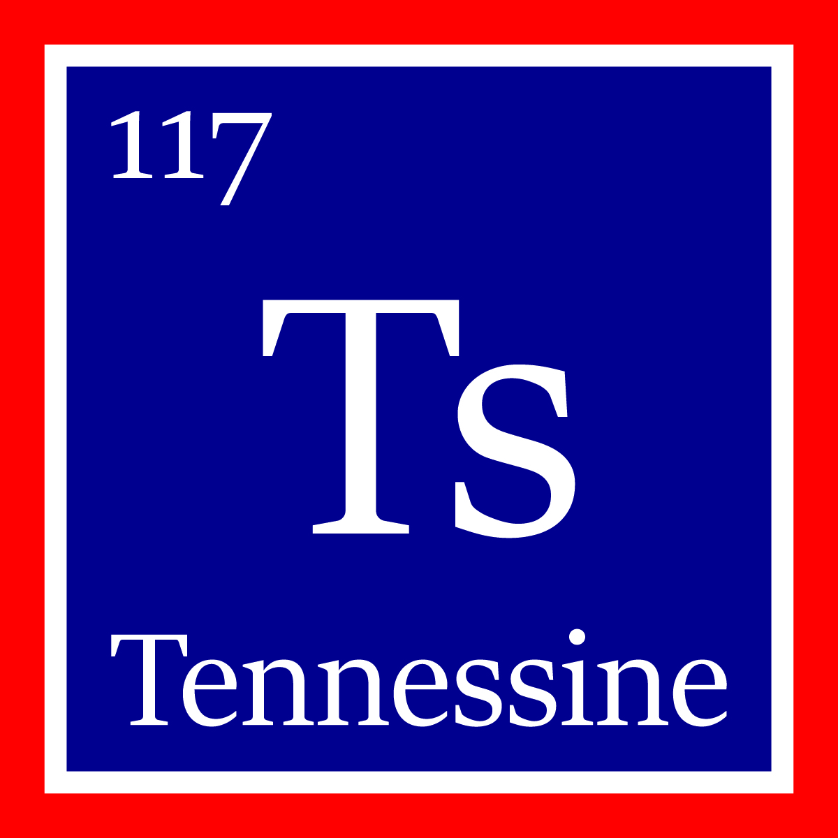 'Tennessine': Element 117 officially named