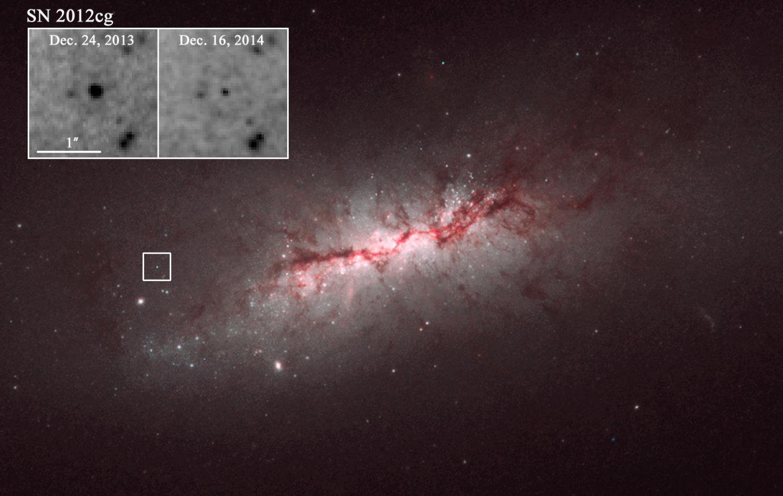 supernova type 1a explosion mechanisms - photo #19